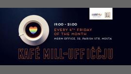 Kafe mill-Ufficcju en Valletta le vie 27 de septiembre de 2019 19:00-21:00 (Festival Gay, Lesbiana)