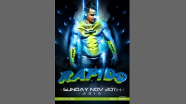 Rapido in Amsterdam le Sun, November 20, 2016 at 06:00 pm (Clubbing Gay)