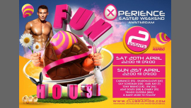 FunHouse Easter Xperience in Amsterdam le Sa 20. April, 2019 22.00 bis 09.00 (Clubbing Gay)
