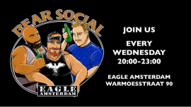 Eagle Bear Social in Amsterdam le Mi 20. März, 2019 20.00 bis 23.00 (After-Work Gay)