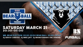 Mister Bear Netherlands 2020 Election & Bear-Ball (ABW2020) in Amsterdam le Sa 21. März, 2020 20.30 bis 05.30 (Clubbing Gay, Bear)