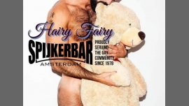 Hairy Fairy (ABW2020) in Amsterdam le Sa 21. März, 2020 21.30 bis 03.00 (Clubbing Gay, Bear)