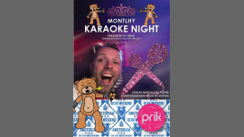 Karaoke – the Amsterdam Bear Weekend edition (ABW2019) em Amsterdam le dom, 24 março 2019 19:30-01:00 (After-Work Gay, Bear)