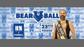 Mister Bear Netherlands 2019 Election & Bear-Ball (ABW2019) in Amsterdam le Sat, March 23, 2019 from 08:30 pm to 05:00 am (Clubbing Gay, Bear)
