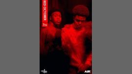 Afrolosjes X AIR Amsterdam X Red October à Amsterdam le ven.  7 octobre 2016 de 23h00 à 05h00 (Clubbing Gay)