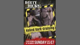Naked Dark-Cruising à Amsterdam le dim. 13 août 2017 de 16h00 à 20h00 (Sexe Gay)