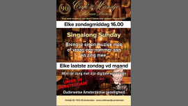 Singalong Sunday - elke Sunday in Amsterdam le Sun, August 25, 2019 from 04:00 pm to 07:00 pm (After-Work Gay, Lesbian)