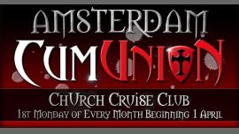 CumUnion at Club ChUrch à Amsterdam le lun.  2 décembre 2019 de 20h00 à 01h00 (Sexe Gay)