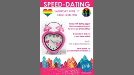 Speed-dating for men in Amsterdam le Sat, April  1, 2017 from 02:00 pm to 04:00 pm (After-Work Gay)