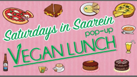 Vegan Lunch at Saarein in Amsterdam le Sat, August 24, 2019 from 01:00 pm to 06:00 pm (Restaurant Lesbian)