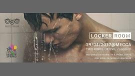 OMG Party - Locker Room a Praga le sab 29 aprile 2017 22:00-06:00 (Clubbing Gay, Lesbica)