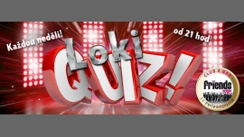 Lokiho QUIZ in Prague le Sun, October  8, 2017 from 09:00 pm to 12:00 am (Clubbing Gay Friendly)