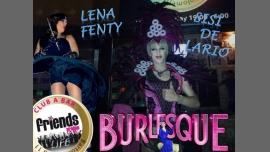 Travesti show Sisi De Lario & Lena Fenty à Prague le jeu.  1 septembre 2016 de 22h00 à 01h00 (Before Gay)