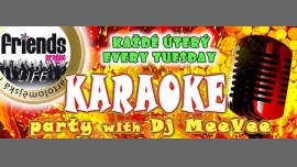 American Karaoke night - MC Pavel / DJ MeeVee in Prague le Tue, March 14, 2017 from 09:00 pm to 06:00 am (Clubbing Gay Friendly)