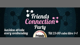 Friends Connection Party - Laylla Calderone / DJ Sweder in Prague le Wed, April 18, 2018 from 07:00 pm to 05:00 am (Clubbing Gay Friendly)