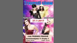 Travesti Show S Palomou a Alexis em Praga le Qui, 27 Julho 2017 22:00-02:00 (Clubbing Gay Friendly)