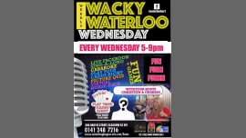 Wacky Waterloo Wednesdays with Christeen & Graham à Glasgow le mer. 28 septembre 2016 de 17h00 à 21h00 (Before Gay)
