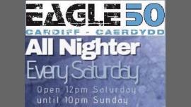 CardiffEagle 50 Saturday All Nighter2020年12月18日,12:00(男同性恋 性别)