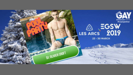 Pool Party in Les Arcs le Tue, March 26, 2019 from 09:00 pm to 12:30 am (Clubbing Gay)