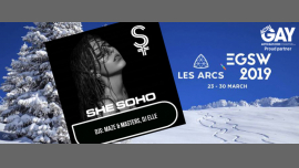 Ruby's by She Soho in Les Arcs le Tue, March 26, 2019 from 10:00 pm to 02:00 am (Clubbing Lesbian)