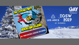 Closing Party in Les Arcs le Fri, March 29, 2019 from 10:00 pm to 02:00 am (Clubbing Gay, Lesbian)