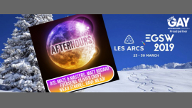 Afterhours in Les Arcs le Sun, March 24, 2019 from 01:00 am to 04:30 am (Clubbing Gay, Lesbian)