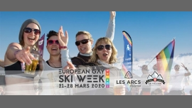 Bourg-Saint-MauriceEuropean Gay Ski Week Women Edition 2020!从2020年 4月28日到 1月21日(女同性恋 节日)