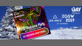 The Welcome Party in Les Arcs le Sat, March 23, 2019 from 10:00 pm to 02:00 am (Clubbing Gay, Lesbian)