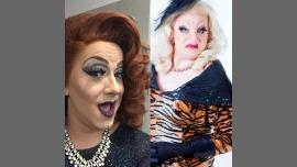Saturday 3rd March Cabaret with Fanny Burns & Myra DuBois à Londres le sam.  3 mars 2018 à 21h00 (Spectacle Gay)