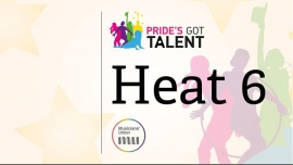 Pride's Got Talent Heat 6 in London le Sa 29. April, 2017 18.30 bis 22.00 (After-Work Gay, Lesbierin)