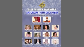 LDF Winter Warmers à Londres le sam. 10 décembre 2016 de 19h00 à 03h00 (Clubbing Gay)