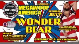 Megawoof America - Wonder Bear Edition in Los Angeles le Sa  1. Juli, 2017 21.00 bis 02.00 (After-Work Gay, Bear)