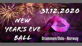 DrammenNew Year´s Eve Ball - 31.12.20202020年 7月31日,19:00(男同性恋, 女同性恋 俱乐部/夜总会)