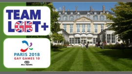 UK Embassy Reception - 10. Gay Games Paris à Paris le lun.  6 août 2018 de 18h00 à 21h00 (After-Work Gay, Lesbienne)