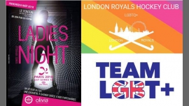 UK Pre-Party Drinks - Ladies Night at the Gay Games à Paris le mer.  8 août 2018 de 19h00 à 22h00 (After-Work Gay, Lesbienne)