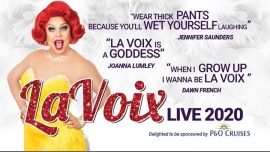 La Voix - Live in Leeds 2020 in Leeds le Fri, February 21, 2020 from 07:30 pm to 10:00 pm (Concert Gay Friendly, Lesbian Friendly)