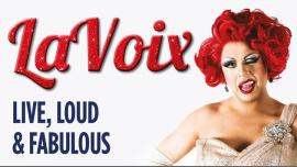 La Voix Live! - Darlington Hippodrome à Darlington le mar. 18 juin 2019 de 19h30 à 22h00 (Concert Gay Friendly, Lesbienne Friendly)