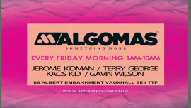 Algo Mas Every Thursday Night / Friday Morning in London le Thu, August 15, 2019 from 11:59 pm to 10:00 am (Clubbing Gay)