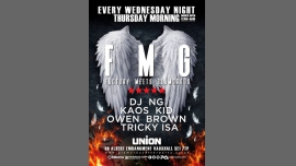 FMG every Wednesday night 12am-8am at Union in London le Wed, September 20, 2017 from 11:50 pm to 08:50 am (Clubbing Gay)