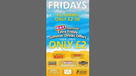 Friday's at G-A-Y Manchester in Manchester le Fri, August 23, 2019 from 12:00 pm to 04:00 am (Clubbing Gay)