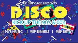 Kick Up The 90's & 00's - At The Birdcage à Manchester le mer. 27 mars 2019 de 22h00 à 04h00 (Clubbing Gay)