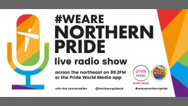 Northern Pride Live Radio Show in Gateshead le Wed, September 18, 2019 from 07:00 pm to 09:00 pm (Festival Gay, Lesbian)