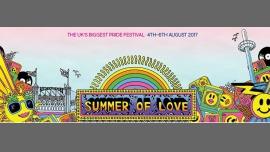 Brighton Pride Festival 2017, Summer of Love ! à Brighton le sam.  5 août 2017 de 12h00 à 22h00 (Parades / Défilés Gay, Lesbienne)