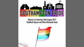 Southampton Pride 2017 in Southampton le Sat, August 26, 2017 from 11:00 am to 10:00 pm (Parades Gay, Lesbian, Trans, Bi)