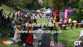 Exeter Pride em Exeter le Sáb, 13 Maio 2017 às 12:00 (Festival Gay, Lesbica)