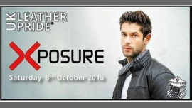 Xposure - UK Leather Pride® 2016 in Bristol le Sat, October  8, 2016 from 01:00 pm to 05:00 pm (Clubbing Gay, Bear)