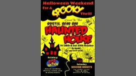 BBB Halloween Haunted House all Nighter! in Bristol le Fri, October 28, 2016 from 09:00 pm to 04:00 am (Clubbing Gay, Bear)