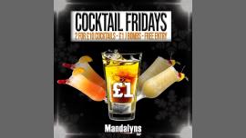 布里斯托尔Cocktail Fridays at Mandalyns2020年 8月10日,20:00(男同性恋, 女同性恋 俱乐部/夜总会)