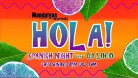 Hola Spanish Night - Mandalyns Bar à Bristol du 25 février 2018 au 28 janvier 2019 (Clubbing Gay, Lesbienne)
