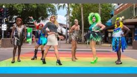 Black Divaz in Sydney le Mi 28. Februar, 2018 18.30 bis 20.00 (Kino Gay, Lesbierin, Transsexuell, Bi)